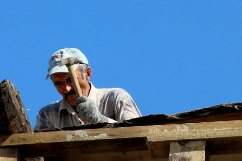 Снижение массы зданий