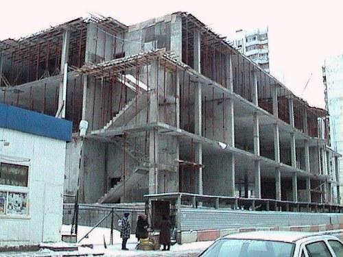 Современное строительное производство