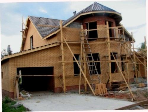 Уровень развития строительного производства