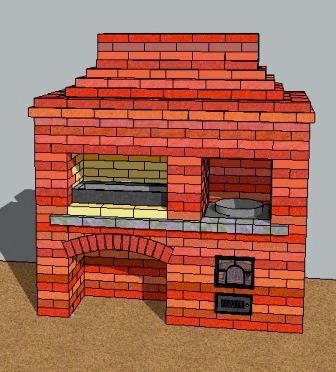 Диатомовый и глиняный строительный кирпич