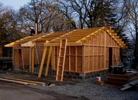 Снижение объемного веса теплоизоляционного бетона